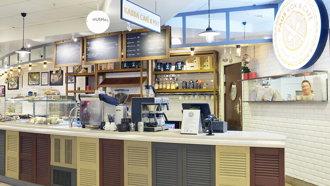 Paus Kök & Cafe