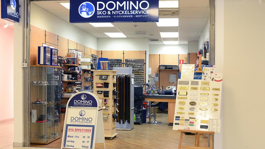 Domino Sko- & nyckelservice