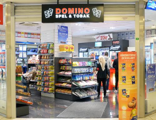 Domino Spel & Tobak